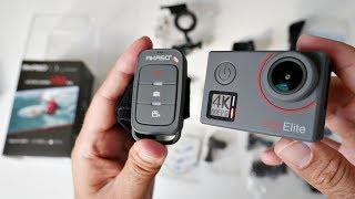 AKASO V50 ELITE - 4K 60fps Action Camera - Voice Control