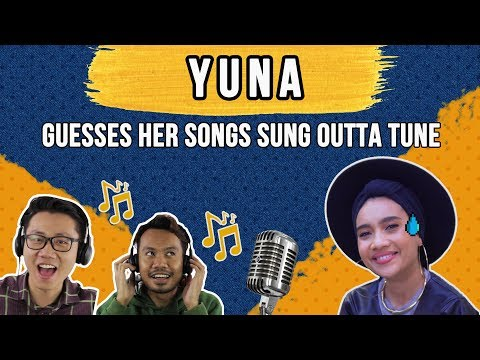 Yuna Guesses Her Songs Sung Outta Tune