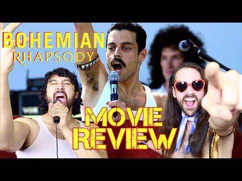 BOHEMIAN RHAPSODY – MOVIE REVIEW!!!