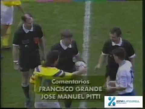 Tenerife - Juventus 2-1 (08.12.1993) Ritorno, Ottavi Coppa Uefa.