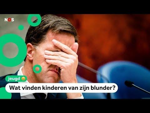Oeps: Rutte vergeet wat hij wil zeggen tijdens debat 😅