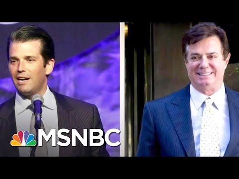 Senator Richard Blumenthal: Subpoenas Necessary For Manafort, Donald Trump Jr. | Morning Joe | MSNBC