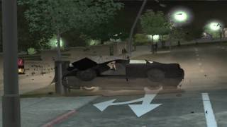 L.A. Rush Gameplay MAX Settings+Crash Test HD