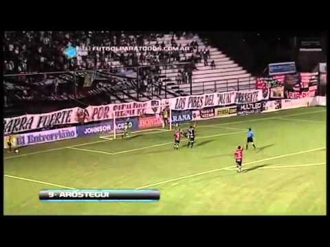 Patronato 0 - Sp. Belgrano 2
