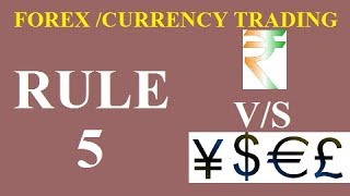 RULE-5 -12 Golden Rules For Forex Trading Success(HINDI) [ TOP RATED ]