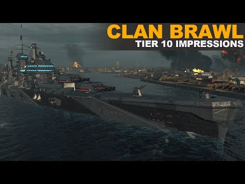 Clan Brawl Impressions