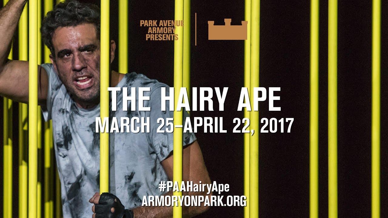eugene o neill the hairy ape summary