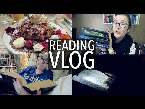 READING HUGE BOOKS | Tome Topple Readathon