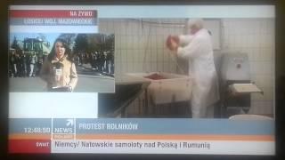 Strajk Rolników Łosice