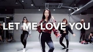 Скачать Let Me Love You Ariana Grande Ft Lil Wayne Mina Myoung Choreography