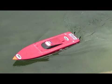L'Outer limits RC de Romain - Offshore Club de Paris
