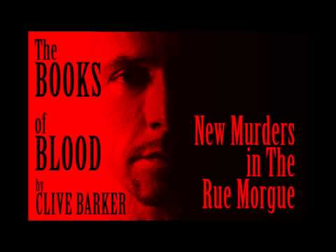 The Books Of Blood: New Murders In The Rue Morgue