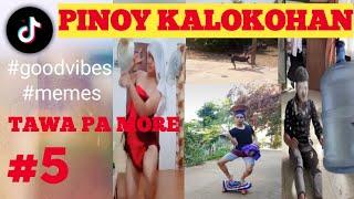 TIKTOK VIDEOS: KALOKOHAN NG PINOY FUNNY VIDEOS MEMES #5