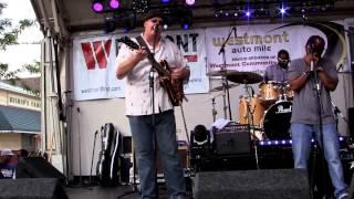 7/12/15 Big Dog Mercer - guitar/vocal, Tom Holland - guitar, Omar C...