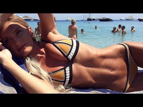 Super hot CHLOE POLIWKA - Please take me to the beach - Pegasusunicorn