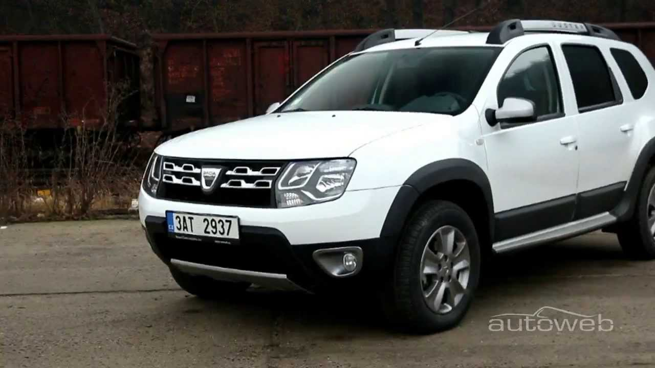 dacia duster 1 5 dci 4x4 109 k 2014 videotest youtube. Black Bedroom Furniture Sets. Home Design Ideas