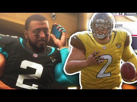 TOKE NASTY THE 400 POUND WIDE RECEIVER  MADDEN 19 CAREER MODE EPISODE 1