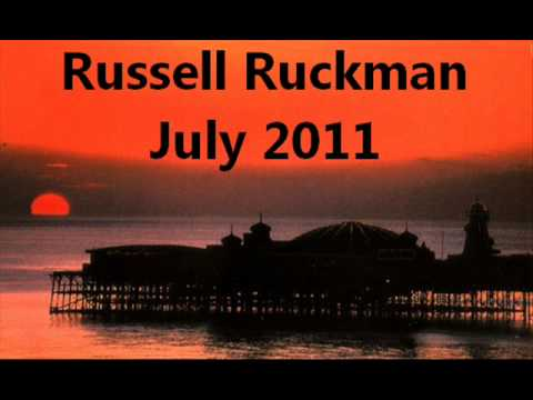 Russell Ruckman - July 2011 - Deep And Soulful House Mix