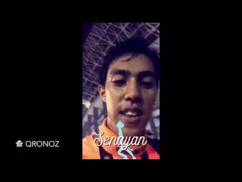 QRNZ Snapchat Story - 191215 - #BeraniBerubah #BajakJKT