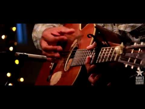 Dom Flemons - James Alley Blues [Live at WAMU's Bluegrass Country]