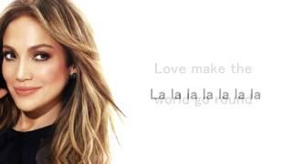 Gambar cover Jennifer Lopez - Love Make The World Go Round (Ft. Lin Manuel Miranda) Lyrics