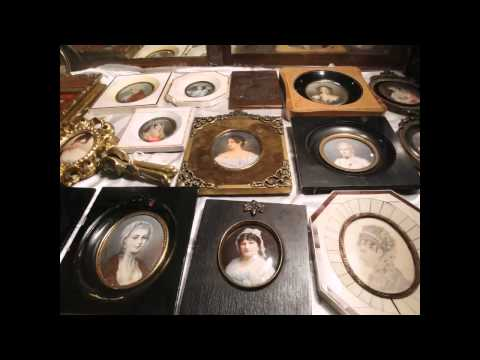 Antiques and Vintage Holiday Gift Show - Concord, Armory, Co