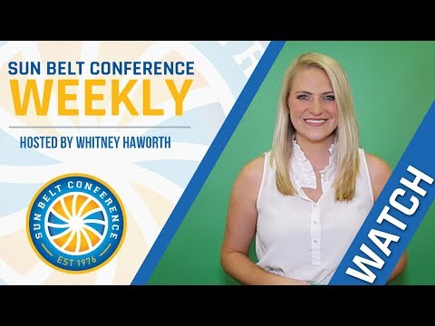 Sun Belt Conference Weekly: Mental Health Awareness (April 13)