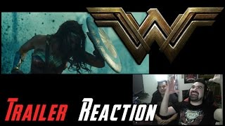Wonder Woman - Angry Trailer Reaction