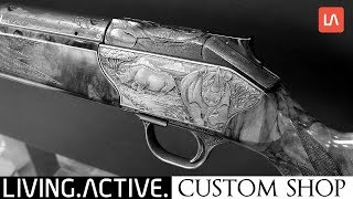 Living Active - Blaser & Sauer Custom Shop Waffen IWA 2018