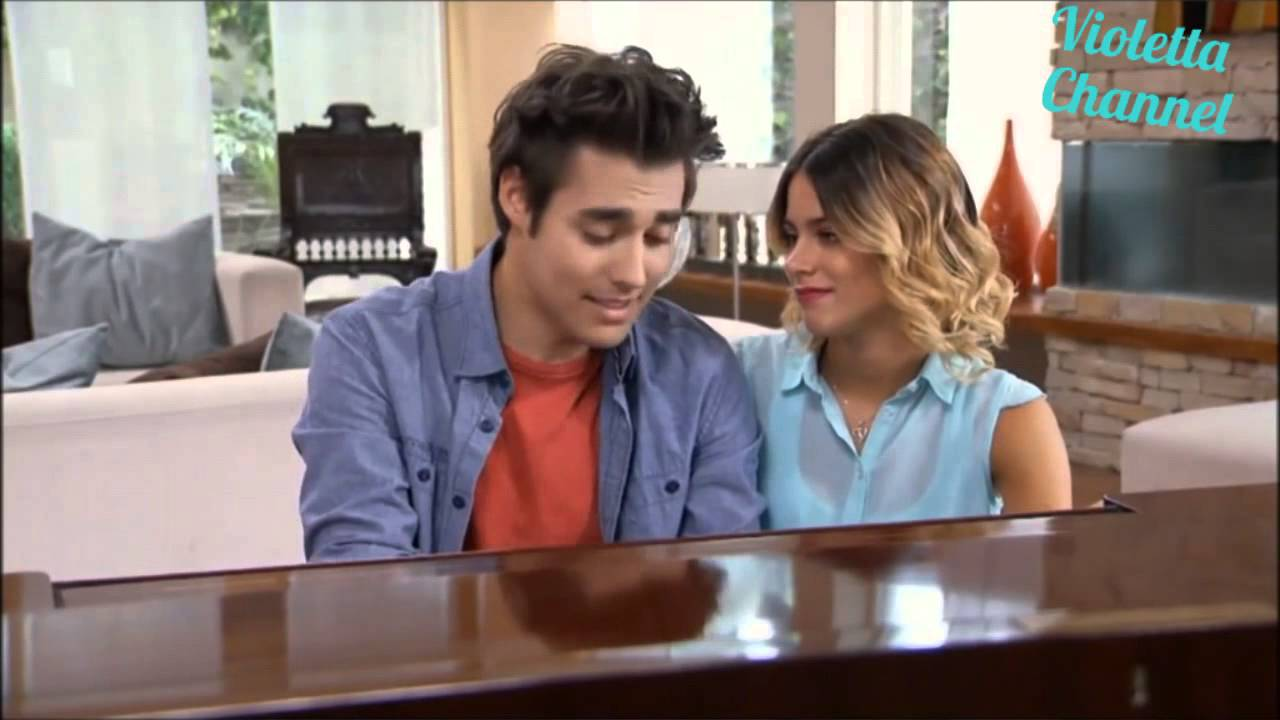 "Download Violetta 3 English - Leon Sings ""Love Is The Air"" To Vilu And Priscilla Gets Busted Ep.69"