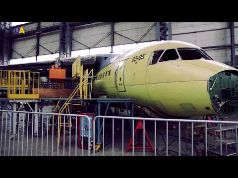 Antonov Airplanes | Made in Ukraine