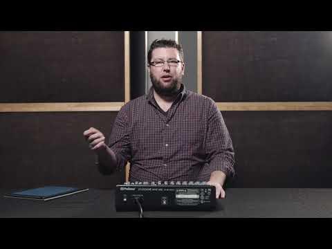 PreSonus—StudioLive AR Mixer for Classroom Ensembles