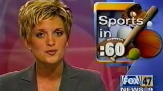 KXLT 9pm News, May 25, 2003 (Part 1)