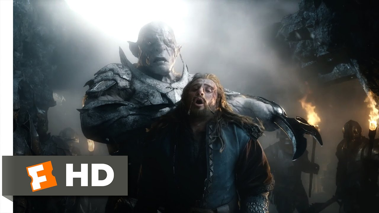 Download The Hobbit: The Battle of the Five Armies - Here Ends Your Bloodline Scene (6/10)   Movieclips
