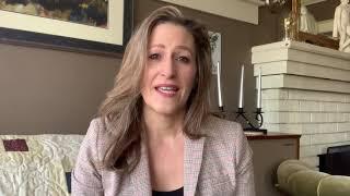 #MedLabThx: Burlington Mayor, Marianne Meed Ward
