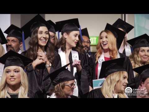 Careers Australia Adelaide Graduation