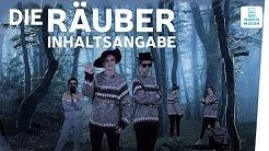 Die Räuber von Schiller I Zusammenfassung I Inhaltsangabe Deutsch