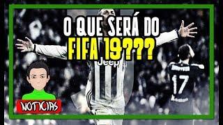 CRISTIANO RONALDO FOI PARA JUVENTUS!!! COMO QUE FICA O FIFA 19 NISSO???