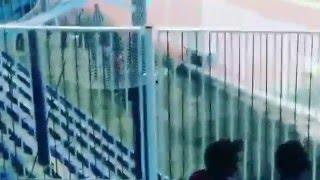 Adana Demirspor Taraftarı Galibiyet Sonrası Halay Çekiyor