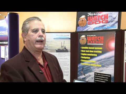 Iridium Product Demo - Faria Watchdog 750 LRIT System