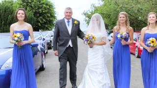 Lucy & Darryl - Makeney Hall Wedding Highlights