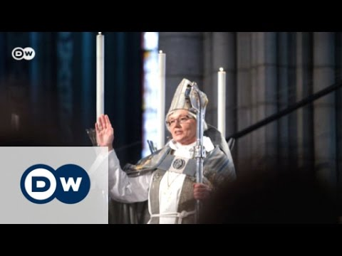The Archbishop: A German Clergywoman in Sweden | Faith Matters