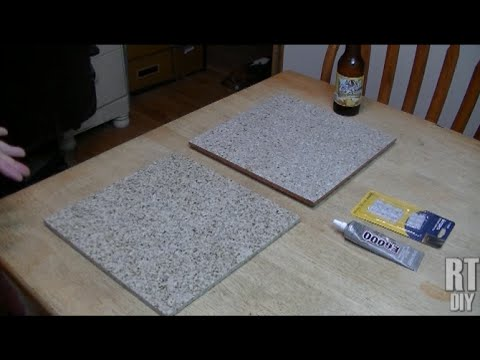 Turn A Tile Into A Trivet Great Holiday Gift Idea Rick 39 S