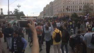 Митинг 12 июня : Димона нет