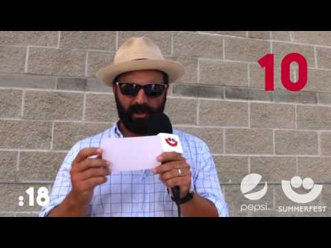 Drew Holcomb and The Neighbors - #SFLIVE Interview Summerfest
