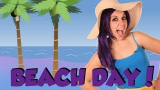 Beach Day ~ Tea Time with Tayla!