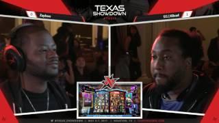 Texas Showdown 2017 - Top 8 - Ultimate Marvel vs. Capcom 3