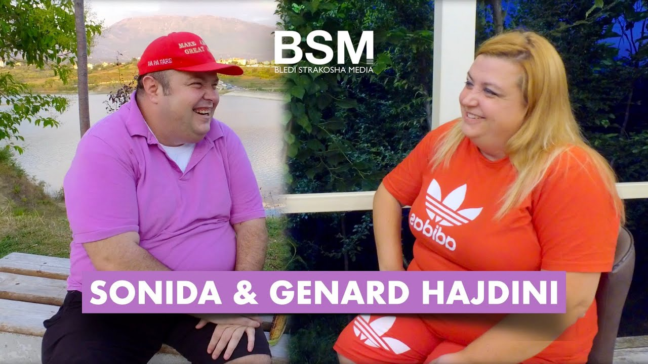 """Genard Hajdini dhe Sonida - Fenomenët e Instagramit rrëfejnë jetën e tyre    """"Intervista VIP"""" [4K] - YouTube"""