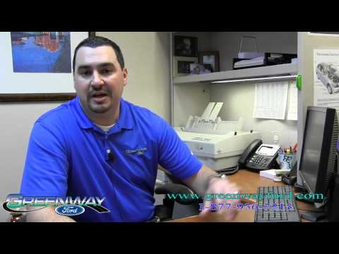 Greenway Ford Finance Department