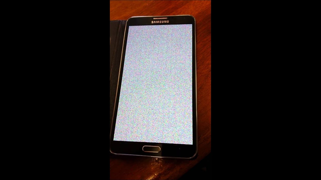Galaxy Note 3 White Screen Amp Vibrate Youtube